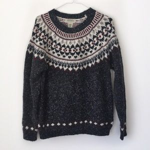 St John's Bay Fair Isle Sweater